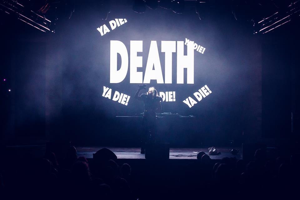 The Dark Room - On Stage